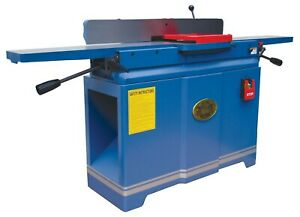 Oliver 8 Parallelogram Jointer W 4 Sided Insert Helical Cutterhead 4235