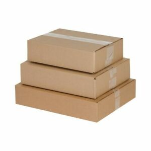Shipping Boxes_many Sizes packing Mailing Moving Storage ships Free Many Sold
