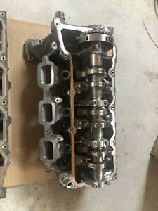 05 12 Dodge Chrysler Jeep 3 7l Cylinder Head Driver Side And Passenger Side