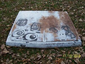 1964 Mercury Comet Hood Assembly Cyclone Caliente No Shipping