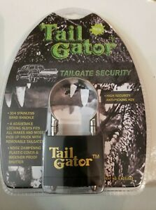 Tail Gator Truck Tail Gate Security Lock