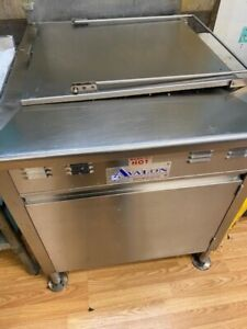 Gas Donut Fryer Avalon Adf24 g Used In Great Working Condition