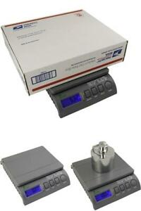 Digital Postal Shipping Postage Bench Scales 35 Lbs