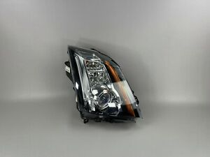 2008 2013 Cadillac Cts Right Rh Passenger Xenon Hid Headlight Genuine Oem