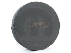 Jeep Liberty Wrangler 82209960ac Anti Theft Spare Tire Cover