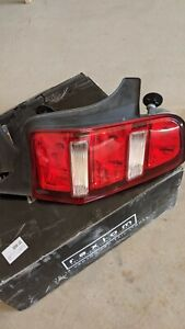 2010 2012 Mustang Tail Light Set With Sequencer