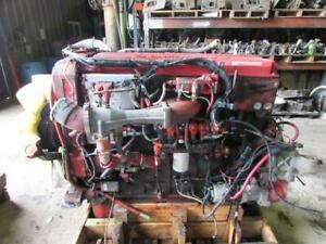 2005 Cummins Isx 400hp Engine Complete Runner Perfect Free Shipping 25 Off