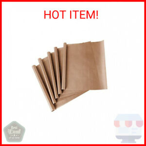 Ss Shovan Ptfe Teflon Sheet For Heat Press 16x16 Transfer Sheet Non Stick H