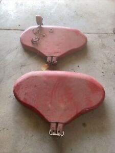 Ih Farmall 340 Row Crop Big Clamshell Fenders