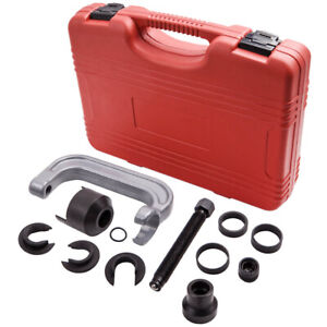 Upper Control Arm Bushing Extractor Remover Adapter Tool Kit For Ford