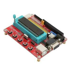 Microchip Learning Board Pic16f877a Microcontroller Development Board Rs232 Usb