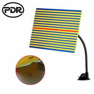 Led Line Board Light Pdr Paintless Dent Repair Removal Tools Scratch Reflector