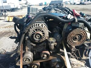 2006 Duramax Lly Motor With Allison Transmission 167 000 Miles
