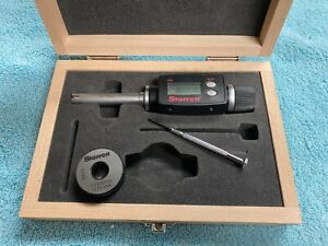 Starrett 780xtz 625 Digital Electronic Internal Carbide Micrometer 1 2 5 8