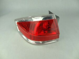 Ford Focus Driver Left Rear Taillight Tail Light Lamp 2008 2009 2010