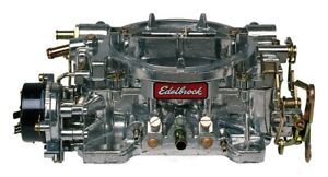 Edelbrock Reconditioned Carb 1400