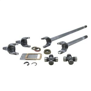 Yukon Gear Front 4340cm Rplcmnt Axle Kit For Dana 44 69 80 For Gm Truck And Blaz
