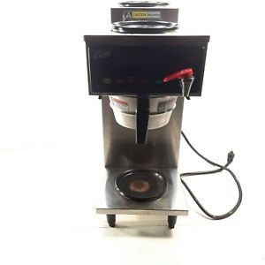 Curtis Alpha 3gt Alp3gt12a003 Stainless Steel Commercial Coffee Maker Brewer