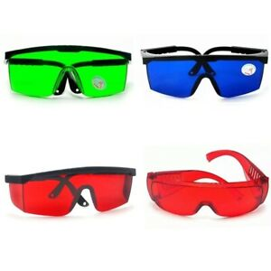 Safety Glasses For Blue Green Red 405nm 450nm 532nm 650nm Laser Module Goggles