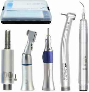 Dental Handpieces Air Scaler Kit Ex203c Pax su As2000 B2 2 Holes Nsk Style