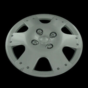For Toyota Echo 14 Center Hub Caps Full Wheel Rim Cover Replacement Set Of 4