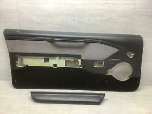 87 88 Ford Thunderbird Turbo Coupe Driver Left Front Door Trim Panel Clean