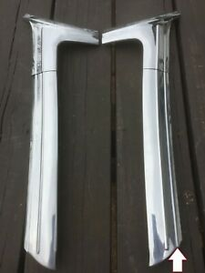1963 1965 Ford Falcon Hardtop Exterior Windshield Mouldings