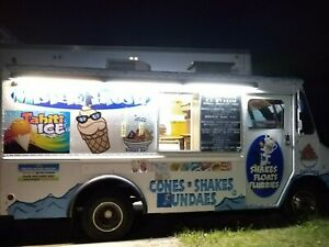 Soft Serve Ice Cream Truck For Sale In North Carolina ready To Work 39 990