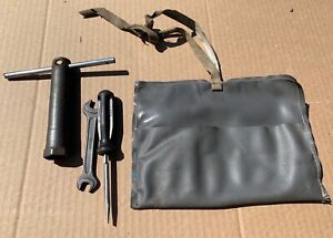 Volkswagen Bug Ghia Bus Tool Roll Tool Kit From 60 s 0r 70 s