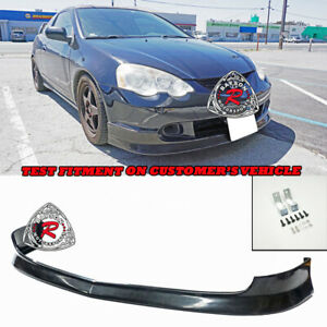 Tr Style Front Lip Urethane Fits 02 04 Acura Rsx Dc5 Fits Acura Rsx