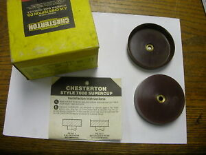 Chesterton 7000 7k Supercup Piston Seal 3 Package Of 2
