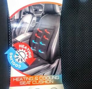 Road Comforts Newest 2in1 Universal Heating And Cooling Car Seat Pad cushion 12v