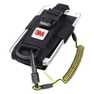3m Job Site Adjustable Radio Cell Phone Holster Holder Model 1500089