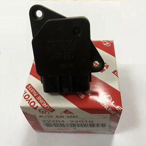 Oem Denso 22204 22010 Mass Air Flow Meter Maf Sensor Scion For Toyota Lexus Us