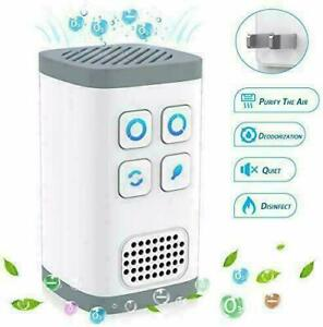 Air Purifier Ozone Generator 4 In1 Odor Remove Disinfection Air Fresh