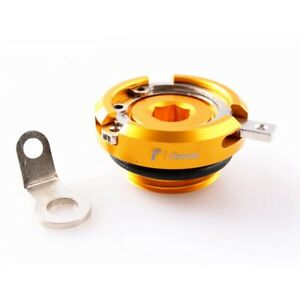 M24x2 Oil Filler Cap Cover For Bmw S1000rr 2009 2014 Hp4 2013 2014 Gold