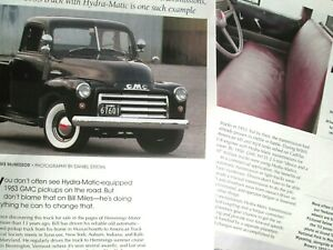 G 1953 Gmc Pickup Truck 3 Pages Info