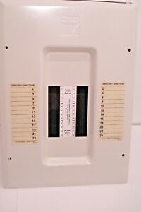 Federal Pioneer Sub Panel Stab lok 24 48 Circuit 125a Max 1 Phase 3 Wire
