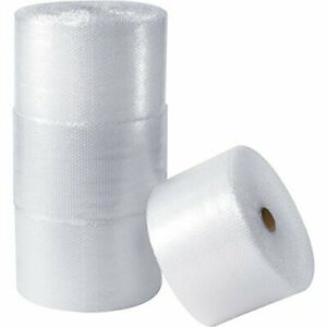 Aviditi Bubble Cushioning Wrap Roll 12 Inch X 125 Feet 1 2 Large Bubble Ship