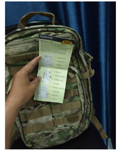 5.11 Tactical Backpack Rush 12 Backpack Multicam FAST SHIP USA $99.00