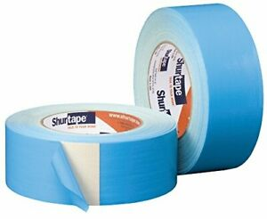 Shurtape Df 545 Double sided Carpet And Duct Tape Sticks To Hardwood Concrete