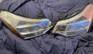2008 Ford Focus Ses Headlights Drive And Passenger Sides