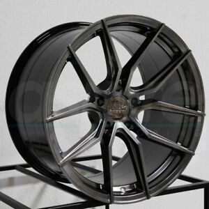 Xxr 559 19x10 5x114 3 20 Chromium Black Wheels 4 73 1 19 Inch Rims