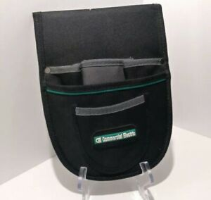 Commercial Electric Electrician s Tool Set Pouch 10 X 8