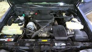 94 97 Chevy 5 7l Lt1 350 V8 Engine motor Swap Dropout 98k Video Tested
