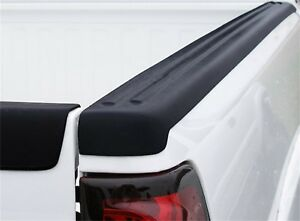 Stampede For 2007 2013 Chevy Silverado 1500 78 7in Bed Bed Rail Caps Ribbed