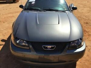 Hood Base V6 Without Scoop Fits 03 04 Mustang 2126576