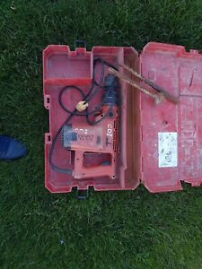 Hilti Te 52 Rotary Hammer Drill Works Free Shipping