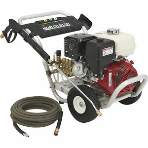 Northstar Gas Cold Water Pressure Washer 4200 Psi 3 5 Gpm Aircraft grade