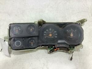 76 87 Chevy Gmc Truck Speedometer Cluster Assembly 59k Oem